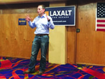 Laxalt visits Ely on statewide tour