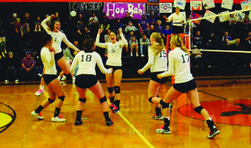 Ladycats volleyball falls to Yerington  in championship match; face The Meadows school in state tournament