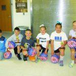 46th annual Elks Hoop Shoot champions