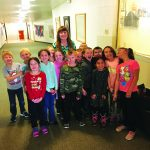 Lions Club selects Sue Manning as Support Staff at McGill Elementary