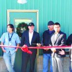 Dispensary opens on Shoshone Tribal land
