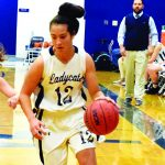 Ladycats edging closer  toward playoffs