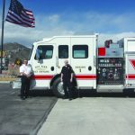 New fire truck comes from donated funds