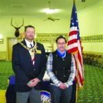 Elks 150th anniversary member