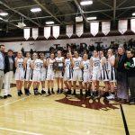 Ladycats win regional tournament