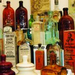 Antique bottles on special loan to White Pine Public Museum