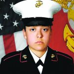 Lesher completes boot camp