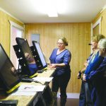 White Pine residents get new voting machines