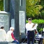 Ceremony recognizes fallen soldiers