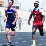 Vincent wins 400 meters, Bobcats sweep the long jump