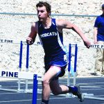 Bobcats boys set new relay record