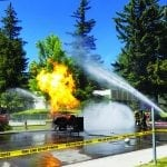 Ely fire department gets training