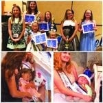 Results from the White Pine Cinderella Pageant and Nevada State Cinderella Pageant.