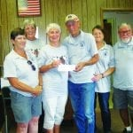 Elks donate to Inner City Slickers