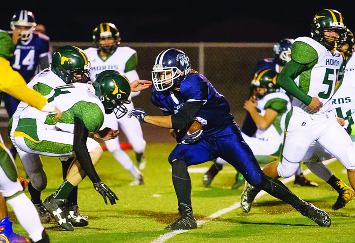 White Pine football overview