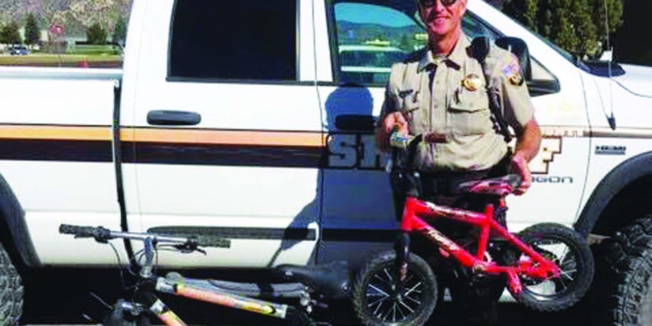 Sheriff's office will give away unclaimed bicycles