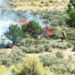 Battling a Blaze