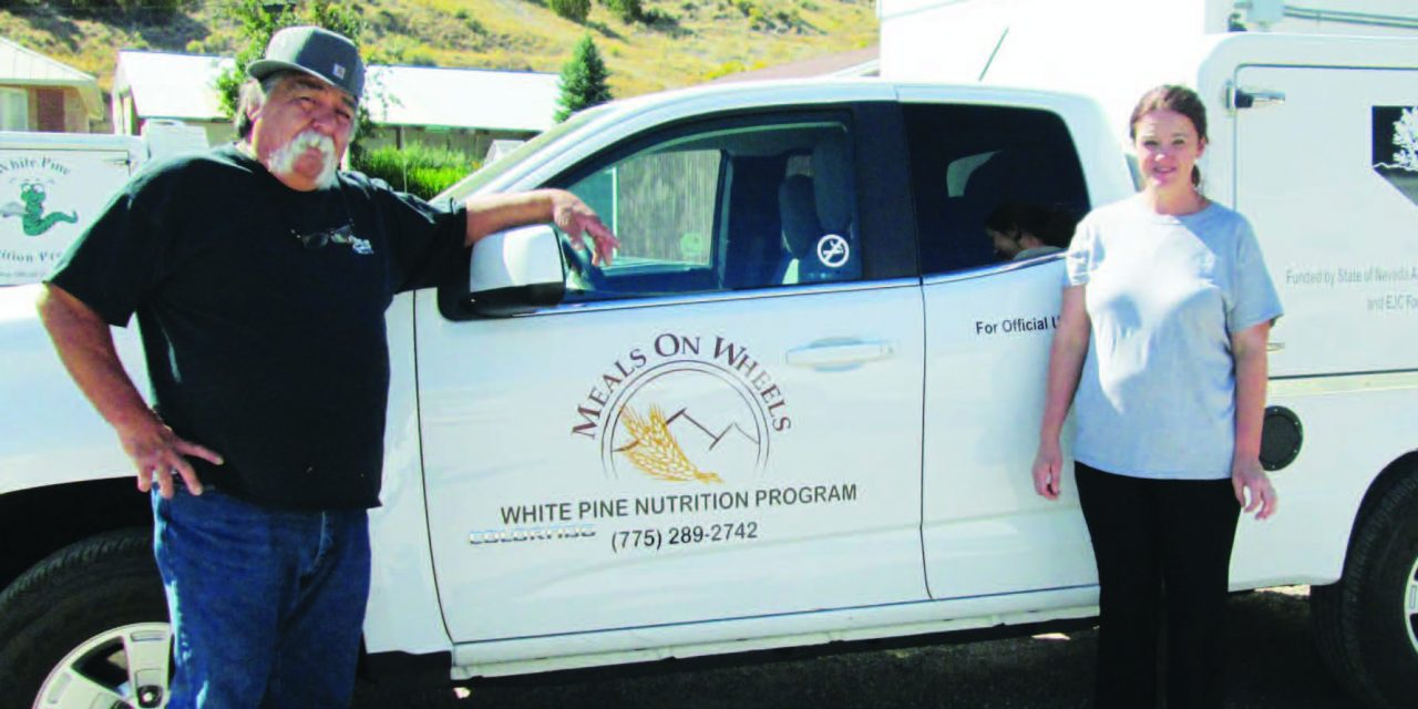 Meals on Wheels Program Gets New Truck