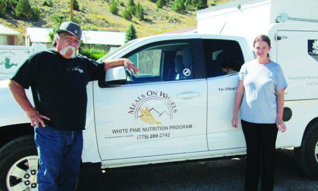 Meals on Wheels Program Gets New Truck