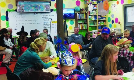 Learning Bridge's goblins and ghosts Fall Festival to be held at the Elks Hall