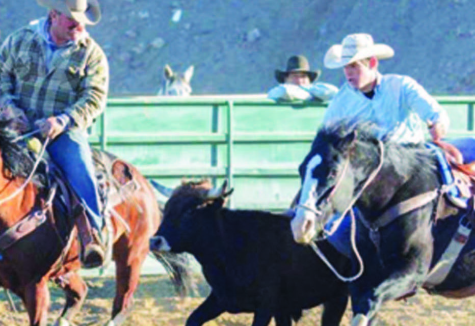 Rodeo team members place at event