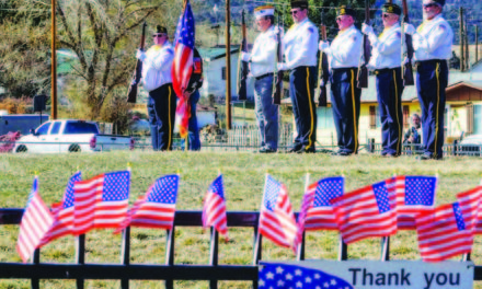 Celebrating Veterans Day in White Pine County
