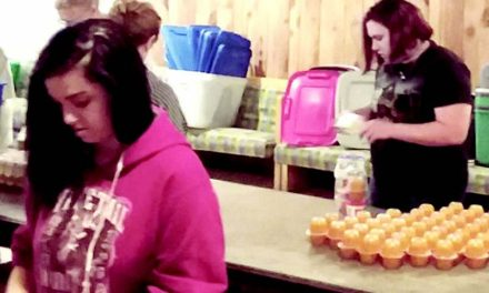 Steptoe Valley students help with major volunteer effort