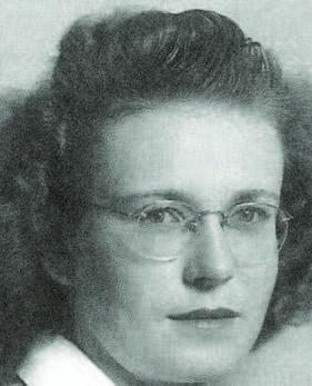 Gwen Miller Robertson