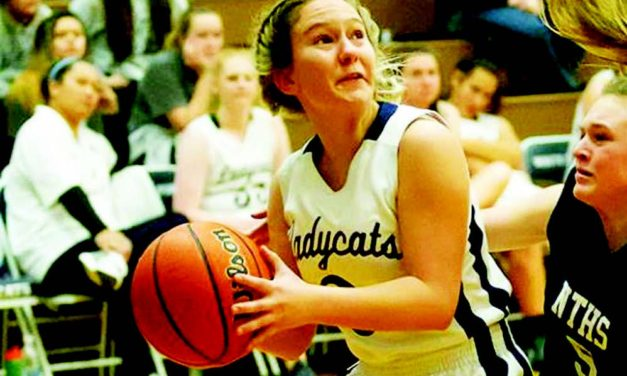 Lady Bobcats hold on to top spot