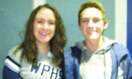 Elks: January students of the month