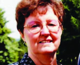 Virginia Sue Ashby