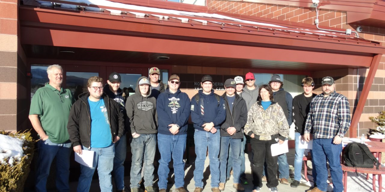 14 students enroll in new diesel technology class