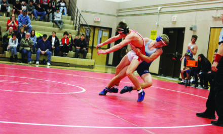 Wrestlers earn first place medals at tournament