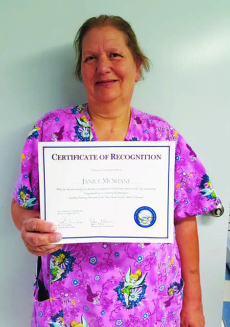 Excellence in Caregiving