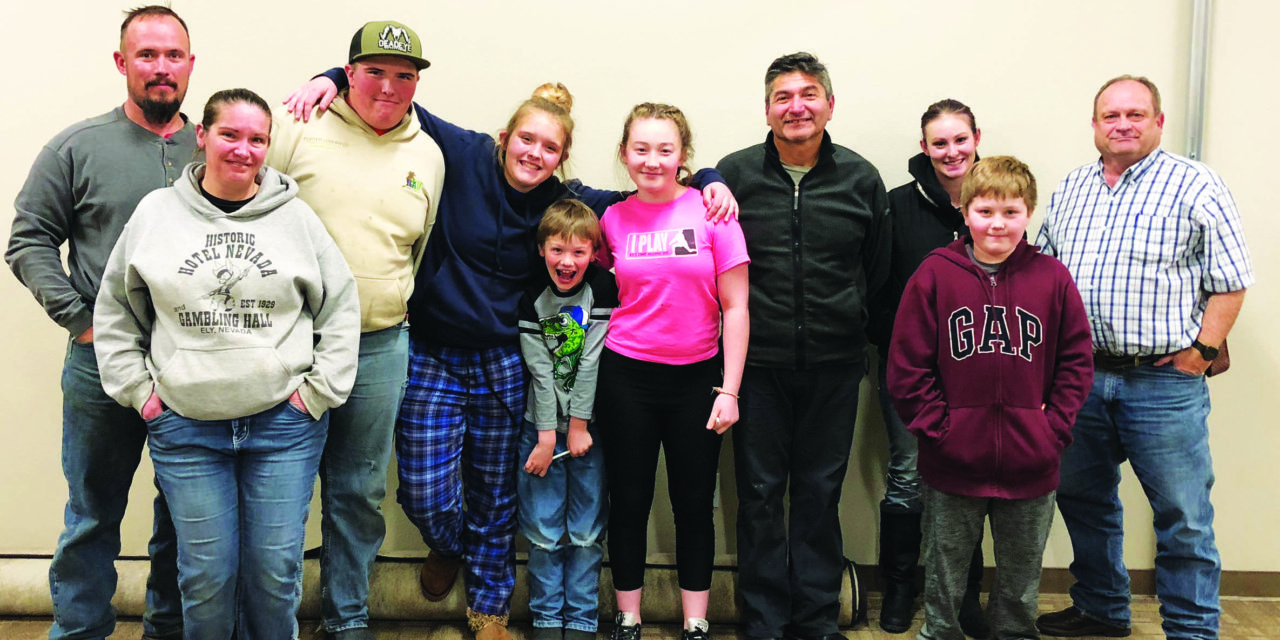 4-H helping our youth develop teamwork and leadership