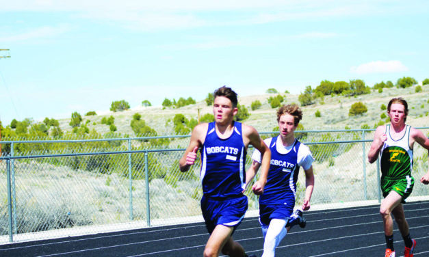 Several top 10 athletes at  White Pine Invitational meet