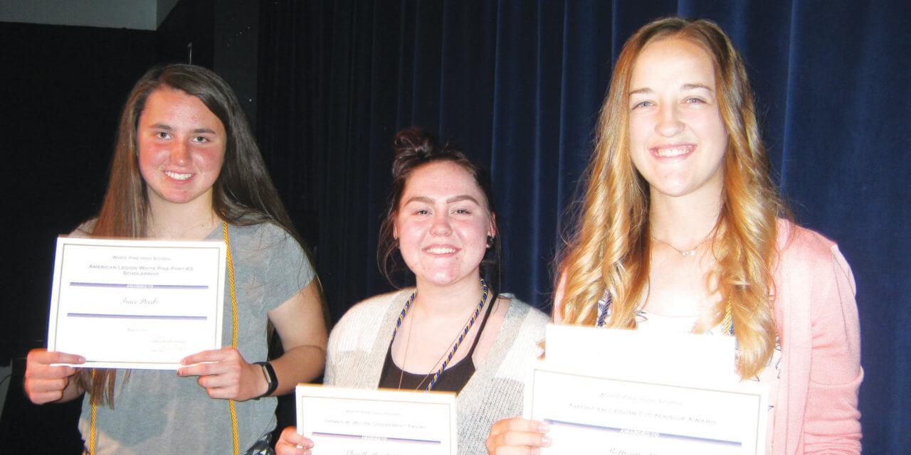 American Legion student awards