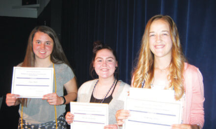 American Legion student awards