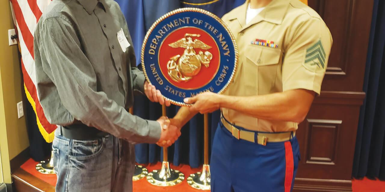 U.S. Marine Corps Graduate