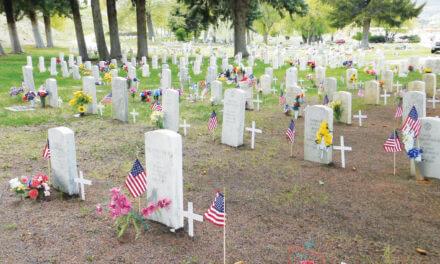 Fallen vets honored