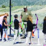 Charter school launches archery program