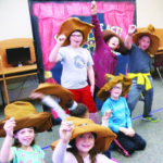 Students in Ely and McGill 'Rock' with Science Theater