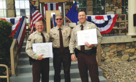 Officers graduate from POST
