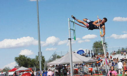 White Pine High boys and girls defend track and field state titles