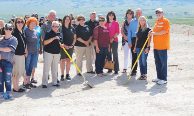 Charter school breaks ground on new campus