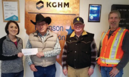 Rodeo Donation