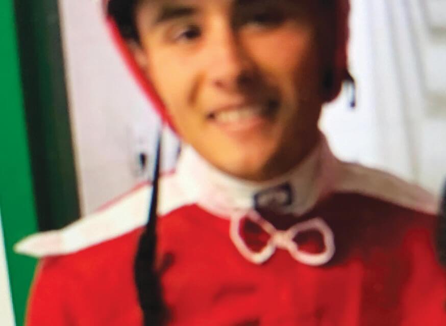 Meet the Jockey