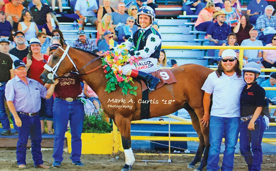 Meet a Horseowner and Trainer