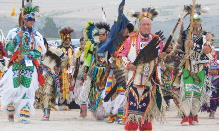 Shoshone Powwow & Fandango highlights Native American heritage