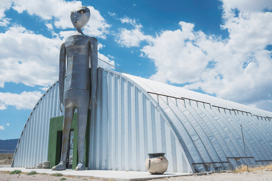 Alien Research Center planning a large music festival